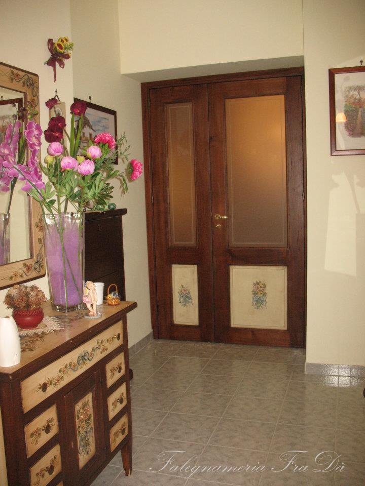 Porta A Due Mezzine Falegnameria Frad Falegname A Palermo