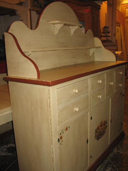 credenza country