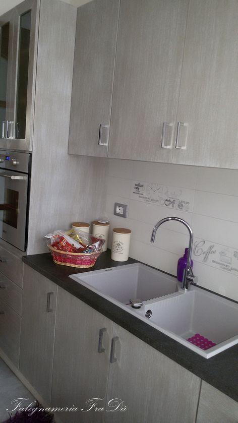 Cucina moderna in legno falegnameria frad falegname a - Cucina falegname ...