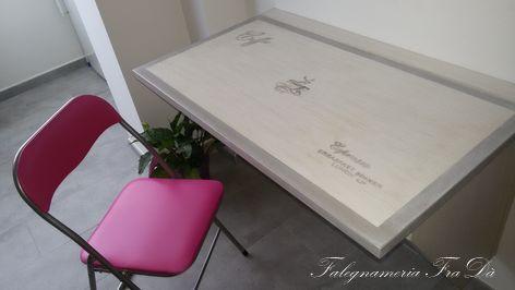 tavolino da cucina pieghevole moderno