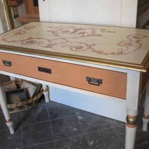 Tavolo in legno recuperato