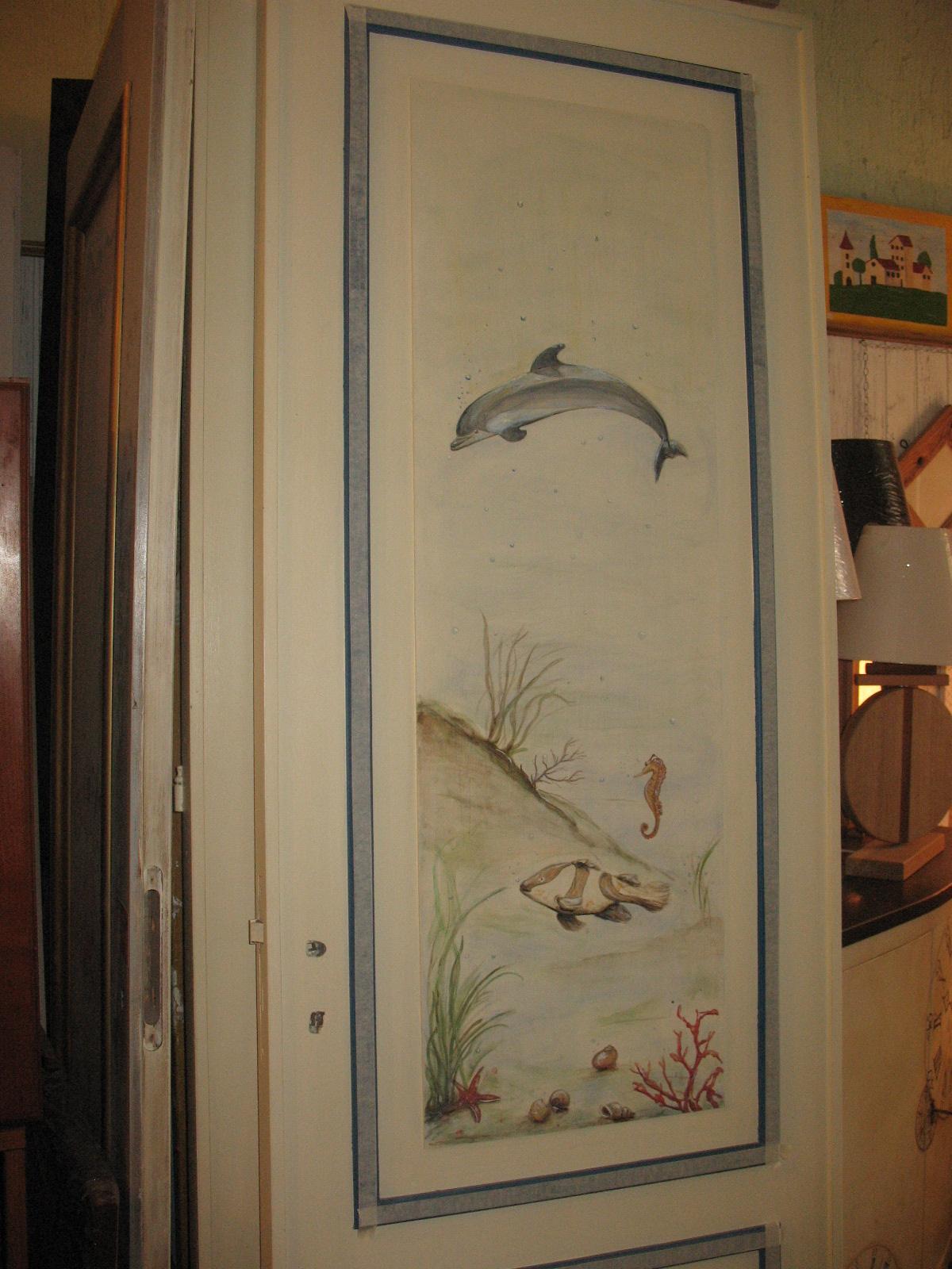 decorazioni porte