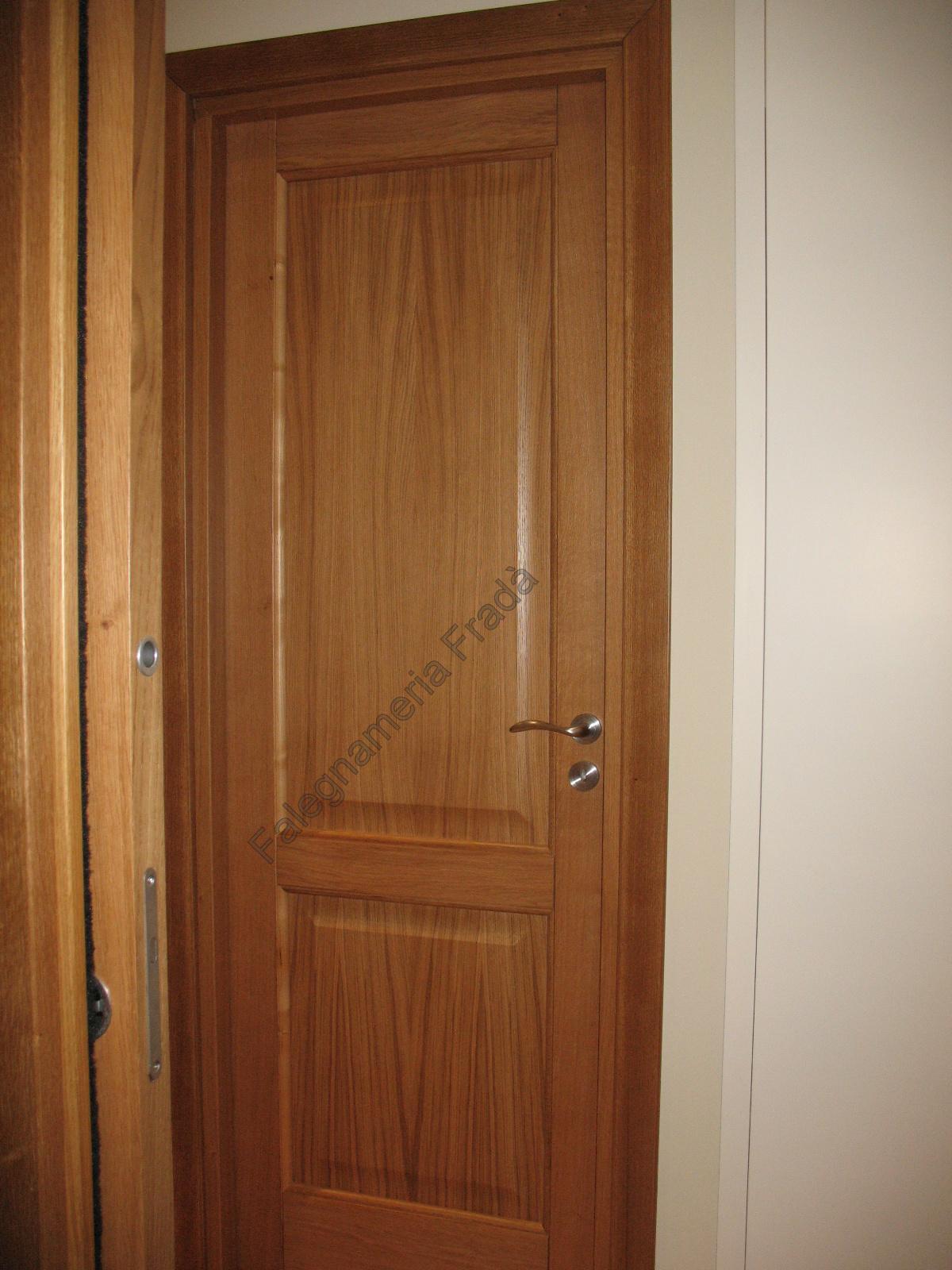 porte interne rovere