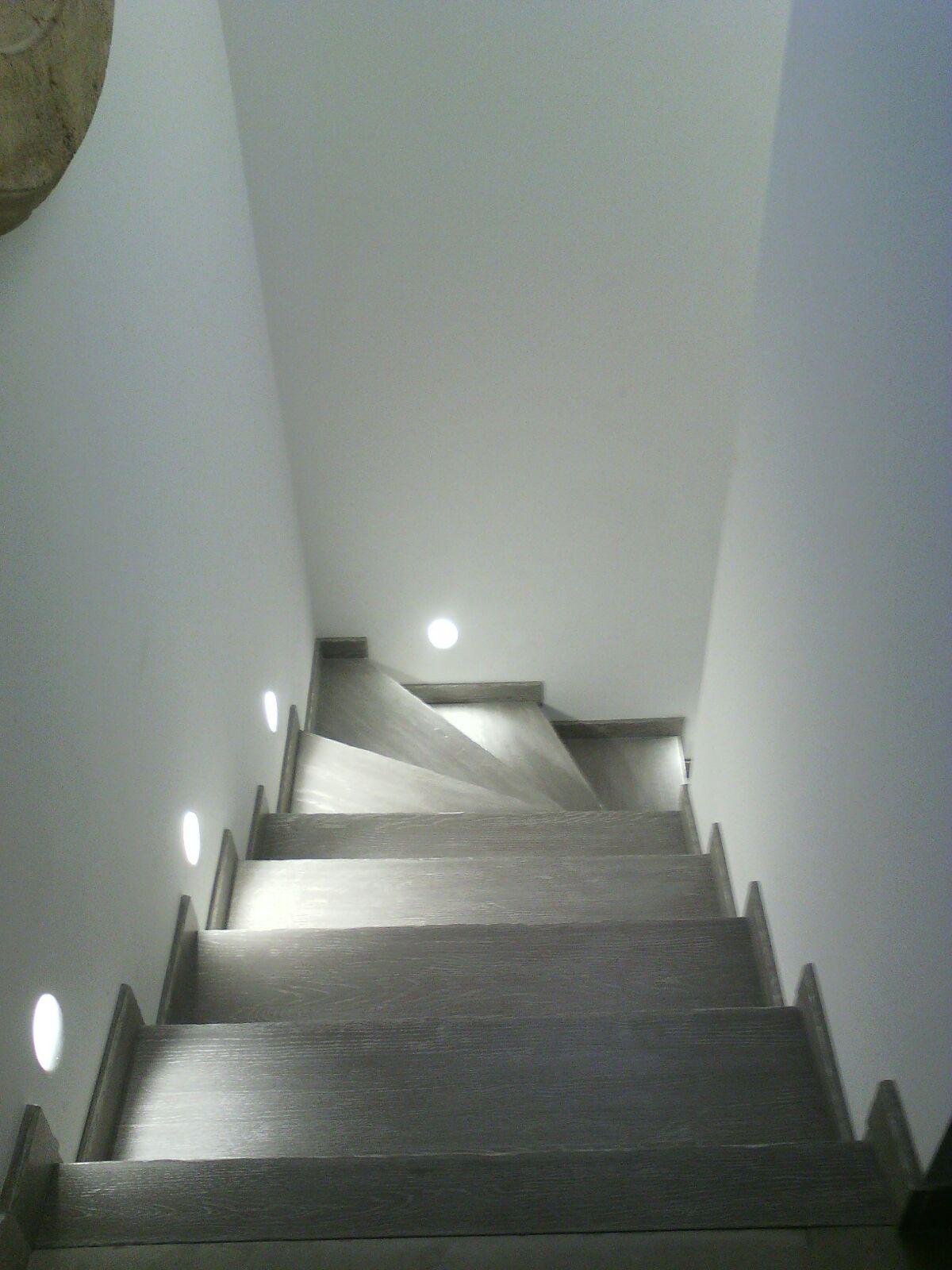 scala in legno 8