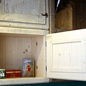 Realizzazione cucina legno massello - Falegnameria FraDà