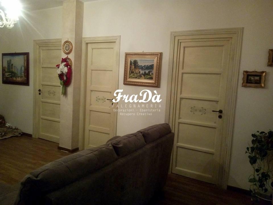 Porte stile provenzale - Falegnameria Fradà - falegname a palermo