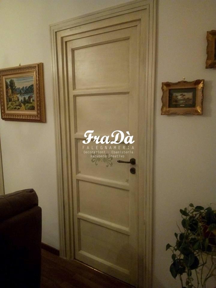 Porte stile provenzale falegnameria frad falegname a - Vecchie porte in legno ...