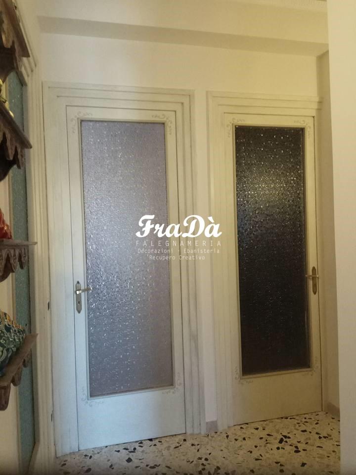 Restauro porte in legno falegnameria frad falegname a - Restauro porte interne ...