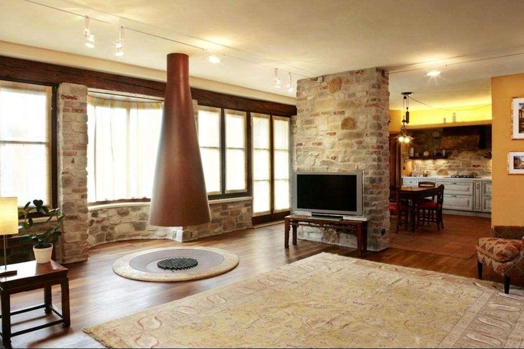Arredare casa con il legno falegnameria frad for Case arredate con gusto