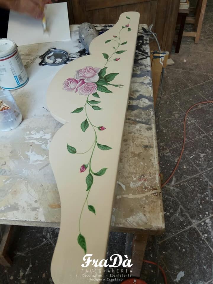 Eccezionale Dipinti su legno - Falegnameria Fradà - falegname a palermo OH01