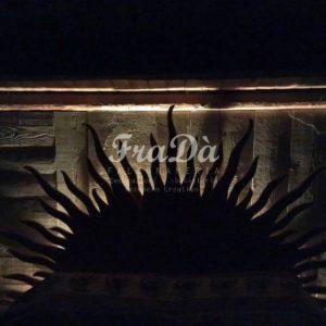 letto in legno personalizzato