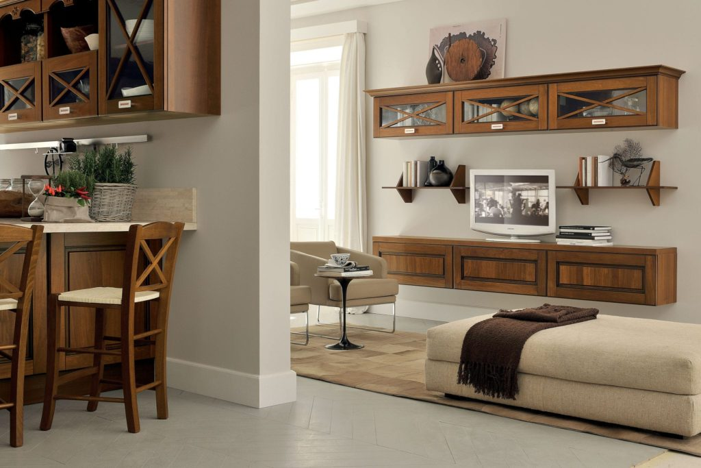 Arredare Casa: Mobili stile Country - Falegnameria FraDà