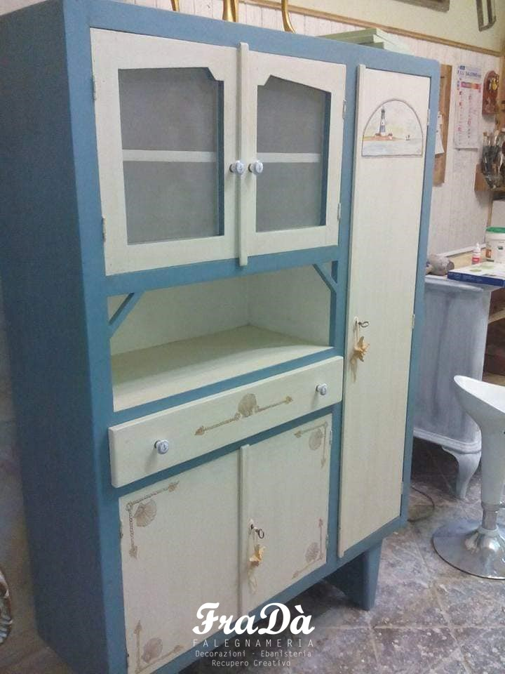 Restyling mobili in legno