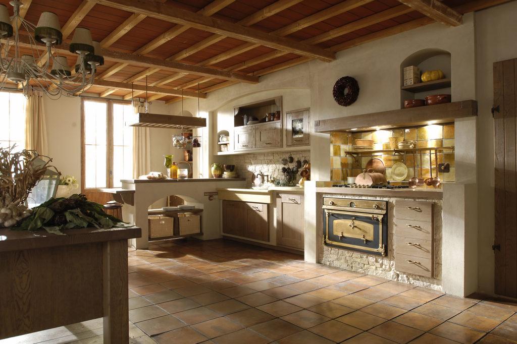 Arredamento Cucina Stile Country.Arredare La Cucina In Stile Country Ecco Come Frada Il Tuo Falegname