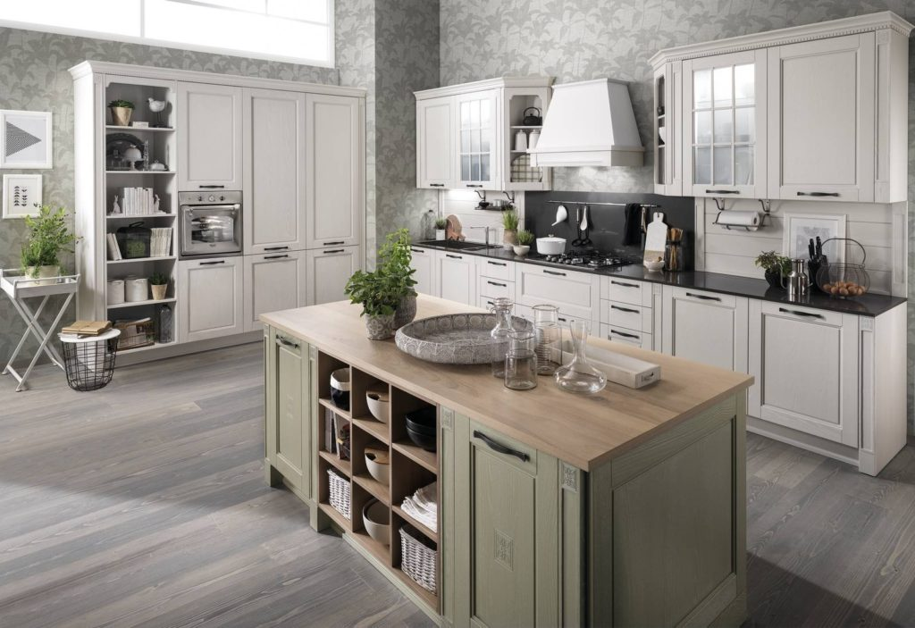 cucina stile country palermo