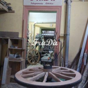 ruota carretto siciliano