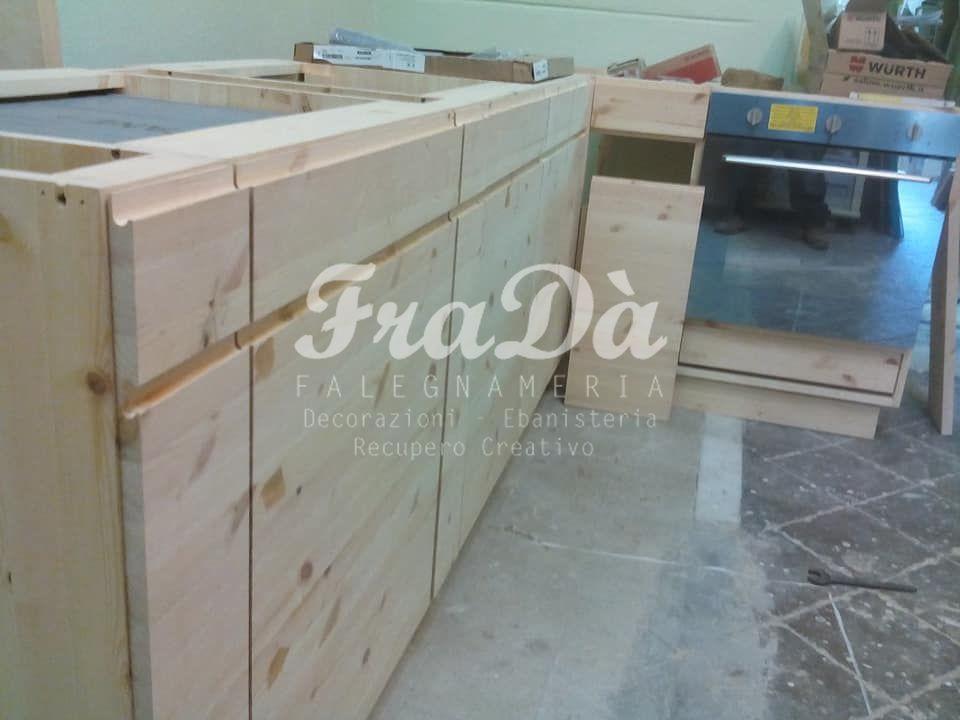 Cucina Moderna in legno